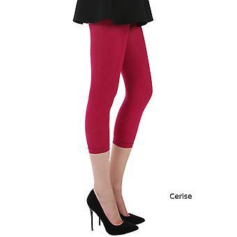 Pamela Mann Capri Footless Tights Up To XXL