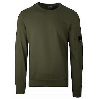 C.P. Company C.P Company Khaki Lens Sweatshirt