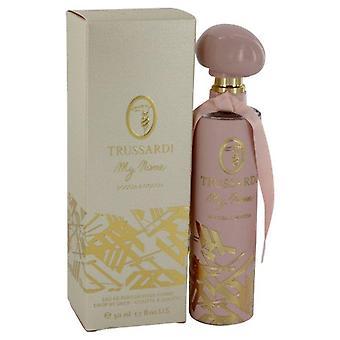 Trussardi my name goccia a goccia eau de parfum spray by trussardi 541607 50 ml