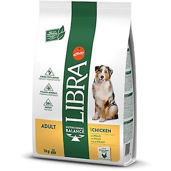 Libra Dog Cibo Secco per Cani Adult di Pollo