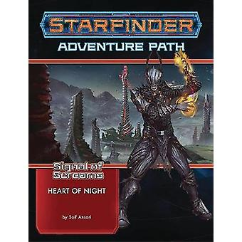 Starfinder Adventure Path - Heart of Night (Signal of Screams 3 of 3) -
