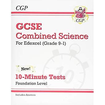 New Grade 9-1 GCSE Combined Science - Edexcel 10-Minute Tests (with an
