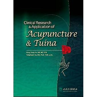 Clinical Research and Application of Acupuncture Point by Jiang Song-