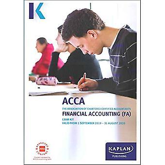 FINANCIAL ACCOUNTING - EXAM KIT by KAPLAN PUBLISHING - 9781787404113