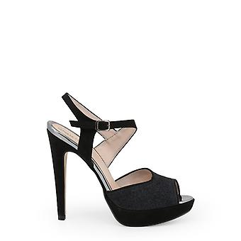 Arnaldo Toscani Women Black Sandals -- 1218679216