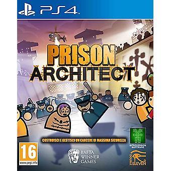 Prison Architect (PS4) - New