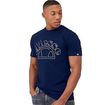 Ellesse Opizzi 8536 Logo En relief Demi-shirt