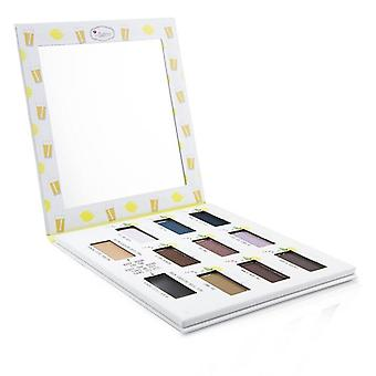 What's the tea? ice tea eyeshadow palette (cool shades with eyelid primer) 235770 -