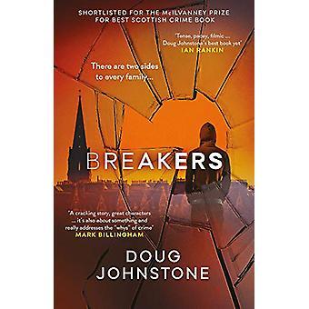 Breakers by Doug Johnstone - 9781912374670 Book