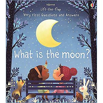What is the Moon? by Katie Daynes - 9781474948210 Book