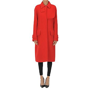Victoria Beckham Ezgl096013 Femmes-apos;s Manteau de laine rouge