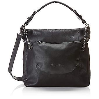 Fritzi aus Preussen Sunset - Black Women's Shoulder Bags (Black) 34x12x31 cm (W x H L)