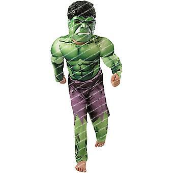 Hulk Superhero Child Costume