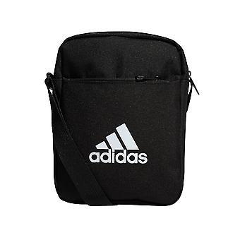 Adidas Organiser Cross Body olkapää pieni tuote mies laukku musta/valkoinen