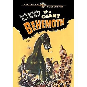Gigantiske Behemoth [DVD] USA importere