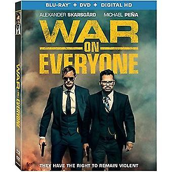 Guerra todos los import de USA [Blu-ray]