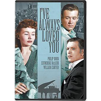 I'Ve Always Loved You [DVD] USA import
