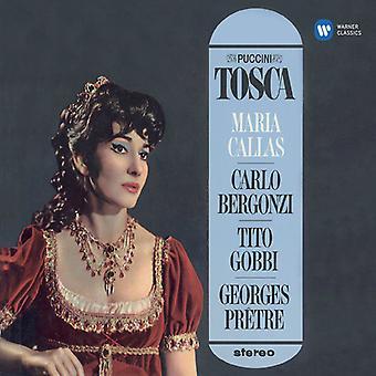 Callas / Di Stefano / Gobbi / Puccini - Puccini: Tosca [CD] USA import