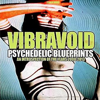 Psychedelic Blueprints [CD] USA import