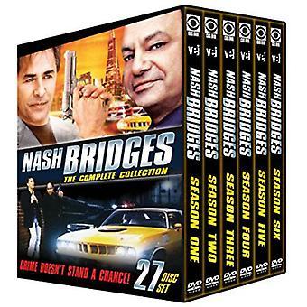 Nash Bridges: Complete Collection [DVD] USA import