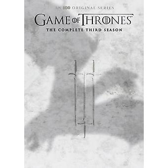 Game of Thrones: Season 3 [DVD] USA import