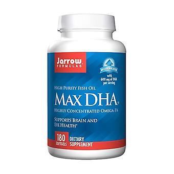 ماكس DHA 180 كبسولة كبسولات