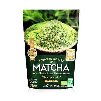 Matcha Green Tea Powder 50 g of powder