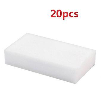 Melamine Magic Foam Sponge - Eraser Duster for Car Dish Cleaning Bathroom