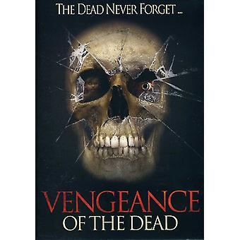 Vengeance of the Dead [DVD] USA import
