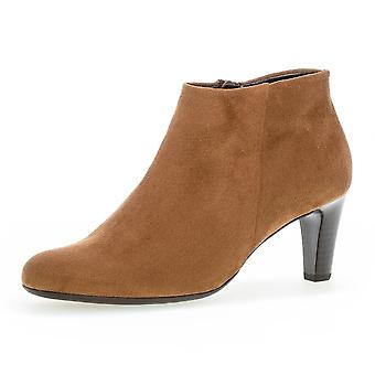 Gabor Fatale Soft Leather Ankle Boot In Whisky