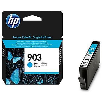 Original Ink Cartridge Hewlett Packard T6L87AE Cyan
