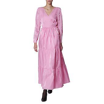 Baum Und Pferdgarten 20718c2932 Women's Pink Viscose Dress