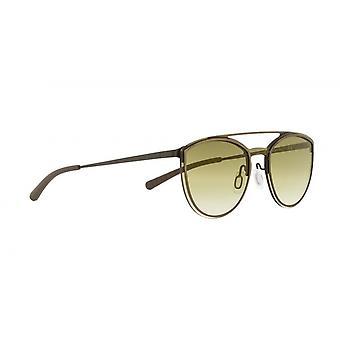 Sunglasses Unisex Electra Cat.2 gold/green (003)