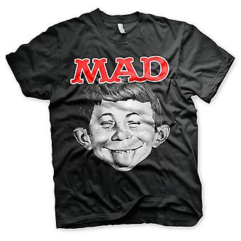 Mad  - alfred - t-shirt