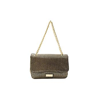 Oro Gold Crossbody Bag