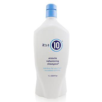 Miracle volumizing shampoo 253100 1000ml/33.8oz