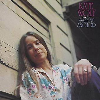 Kate Wolf - Safe at Anchor [CD] USA import