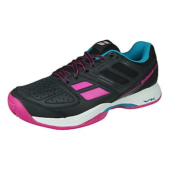 Babolat Pulsion Clay Padel Womens Tennis Shoes / Trainers - Dark Grey