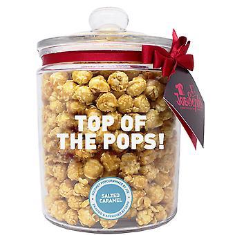 Topp Pop Biscotti Burk