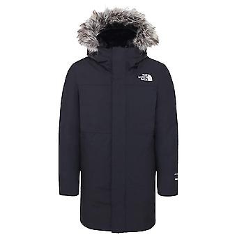 The North Face Black Girls Arctic Swirl Parka