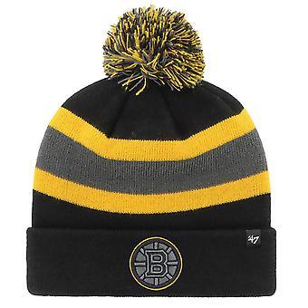 47 Brand Knit Winter Hat - BREAKAWAY Boston Bruins