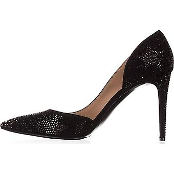 INC International Concepts Womens Kenjay9 Fabric Pointed Toe D-orsay Pumps