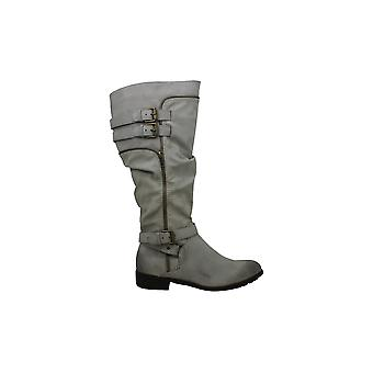 White Mountain Womens Remi Closed Toe Knee High Fashion Boots