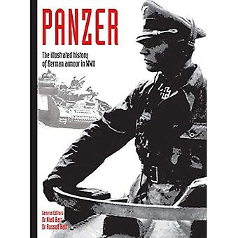 Panzer: De geïllustreerde geschiedenis van het Duitse pantser in de Tweede Wereldoorlog