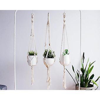 Macrame Plante Hanger