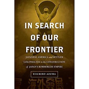 Op zoek naar onze frontier