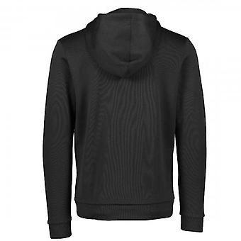 HUGO Boss Debasti204  Black Zip Up Hoody Sweatshirt 50438896
