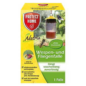 SBM Protect Home Natria Wasp and Fly Trap, 1 piece