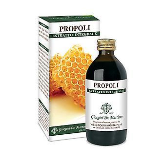PROPOLI ESTRATTO INTEGR 200ML 200 ml