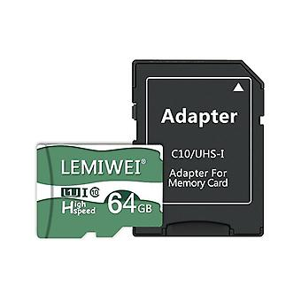 Memory Card Tf Flash Card High Speed Class 10 Uhs-i Transflash Memory Card